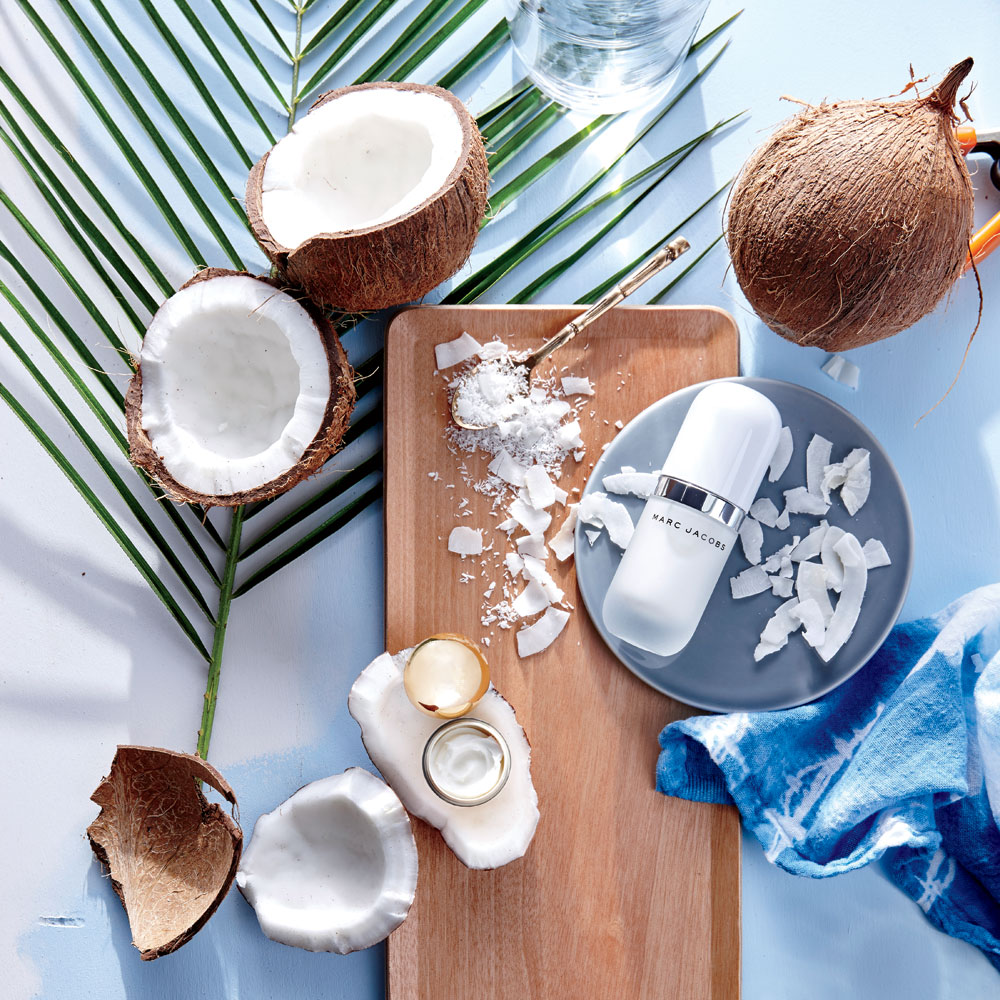 Coconut Beauty Products 1