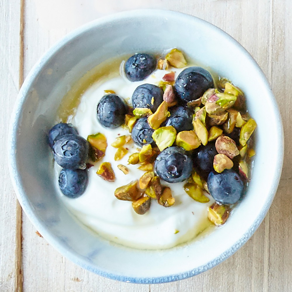 Full Fat Yogurt As Treat - Natural Sweeteners