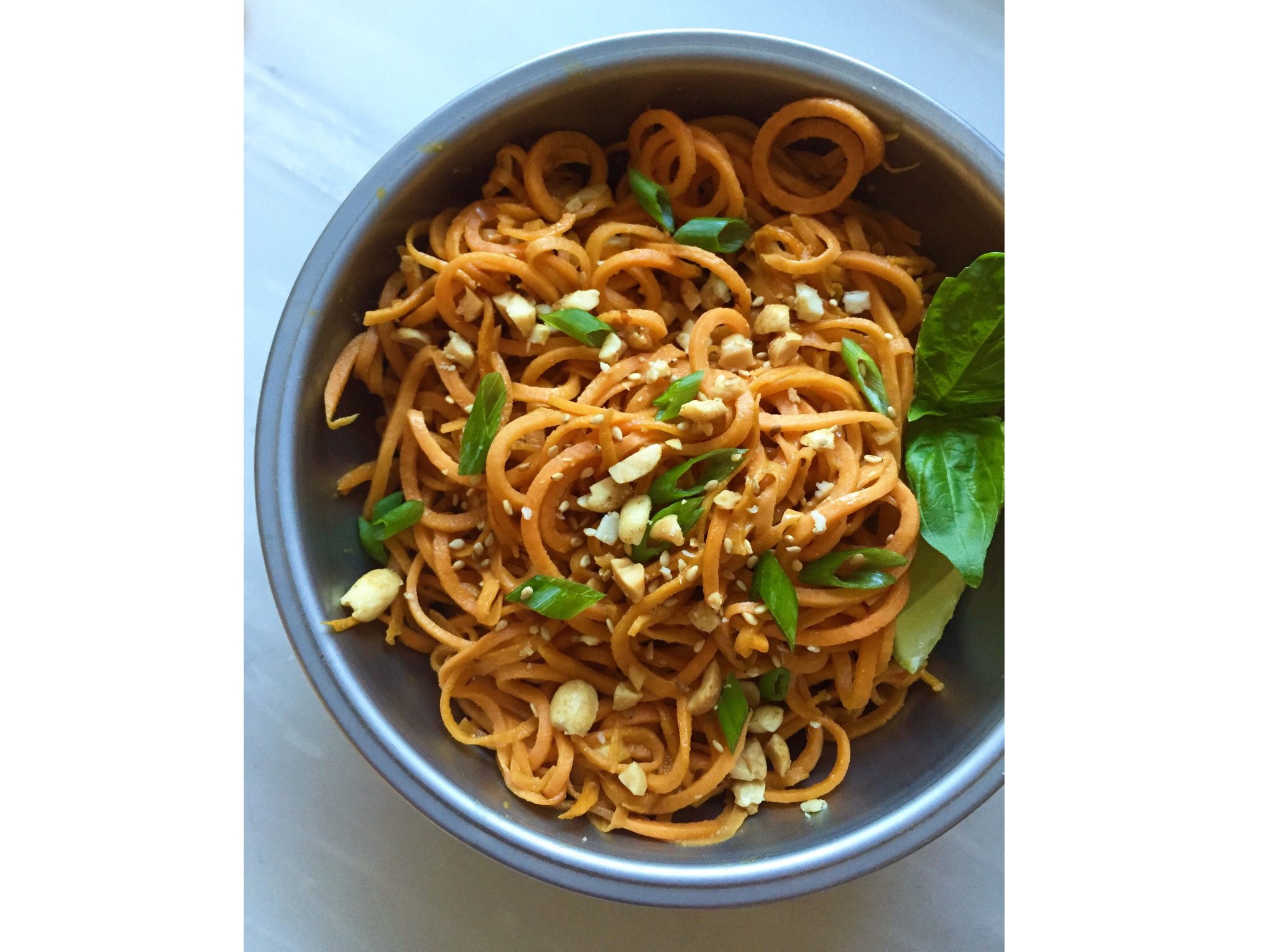 Asian noodles sweet recipe