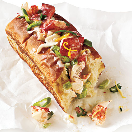 Picnic-Perfect Lobster Rolls