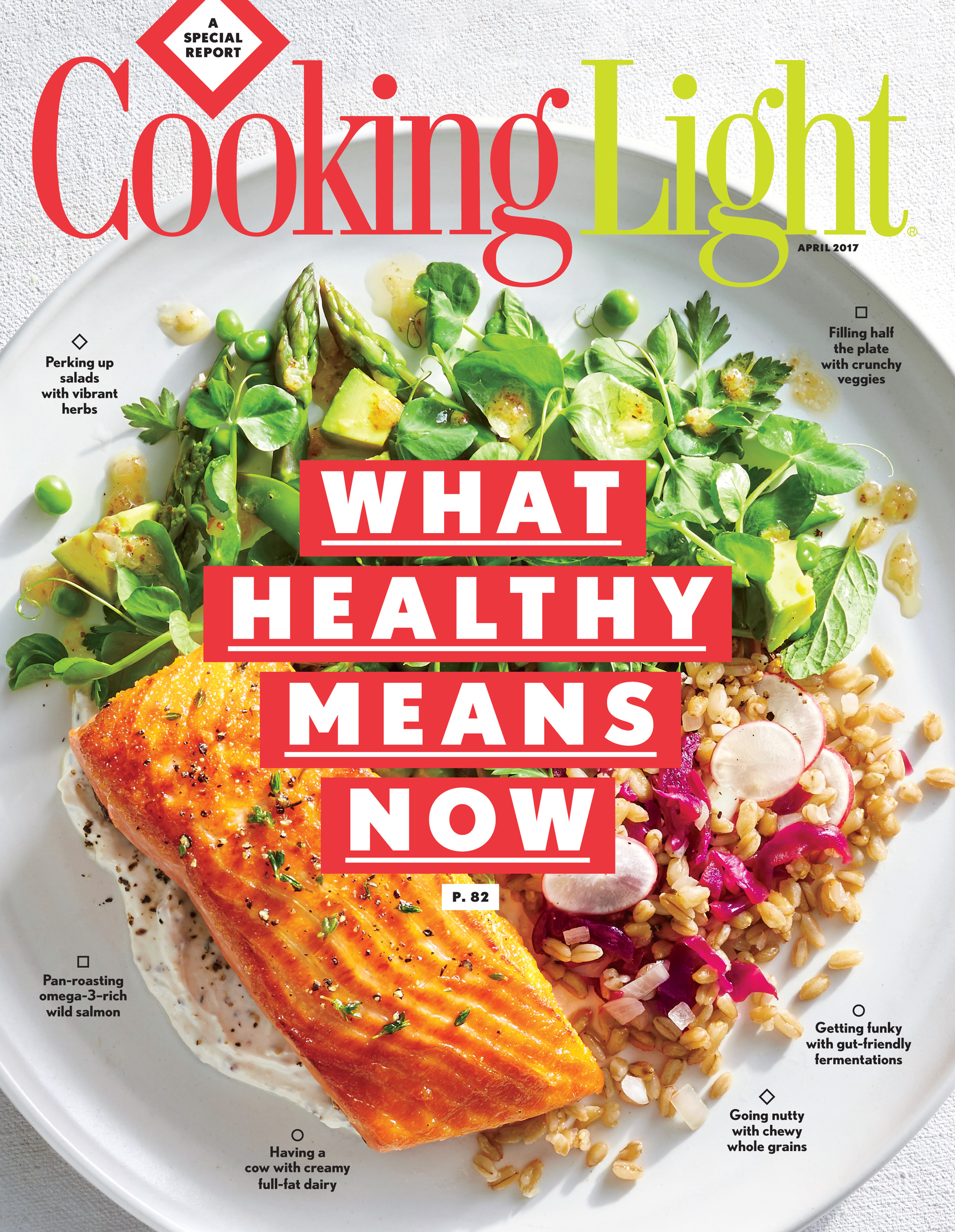april 2017 magazine features - cooking light