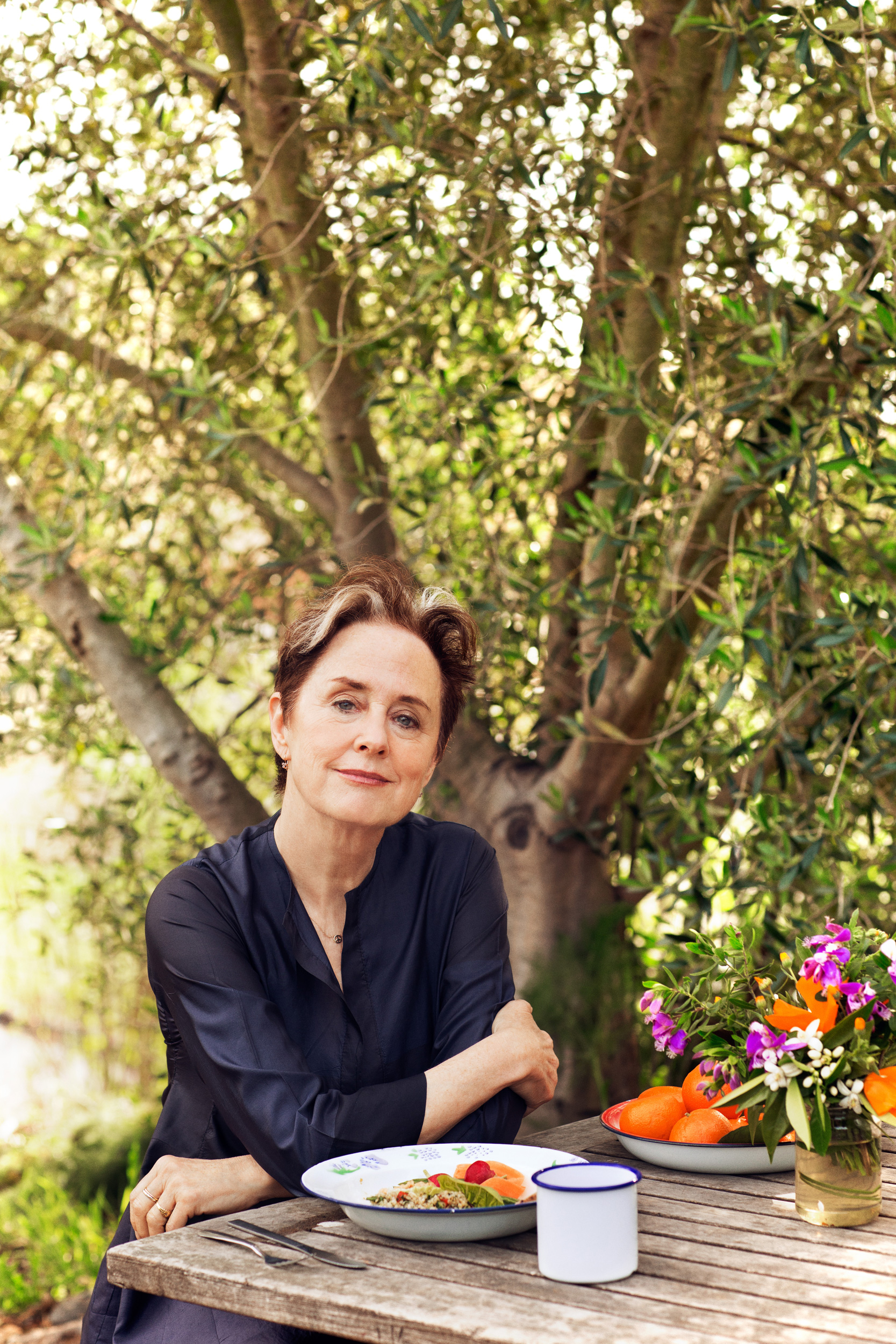 Alice Waters Cooking Light 30 Faces of the New Healthy