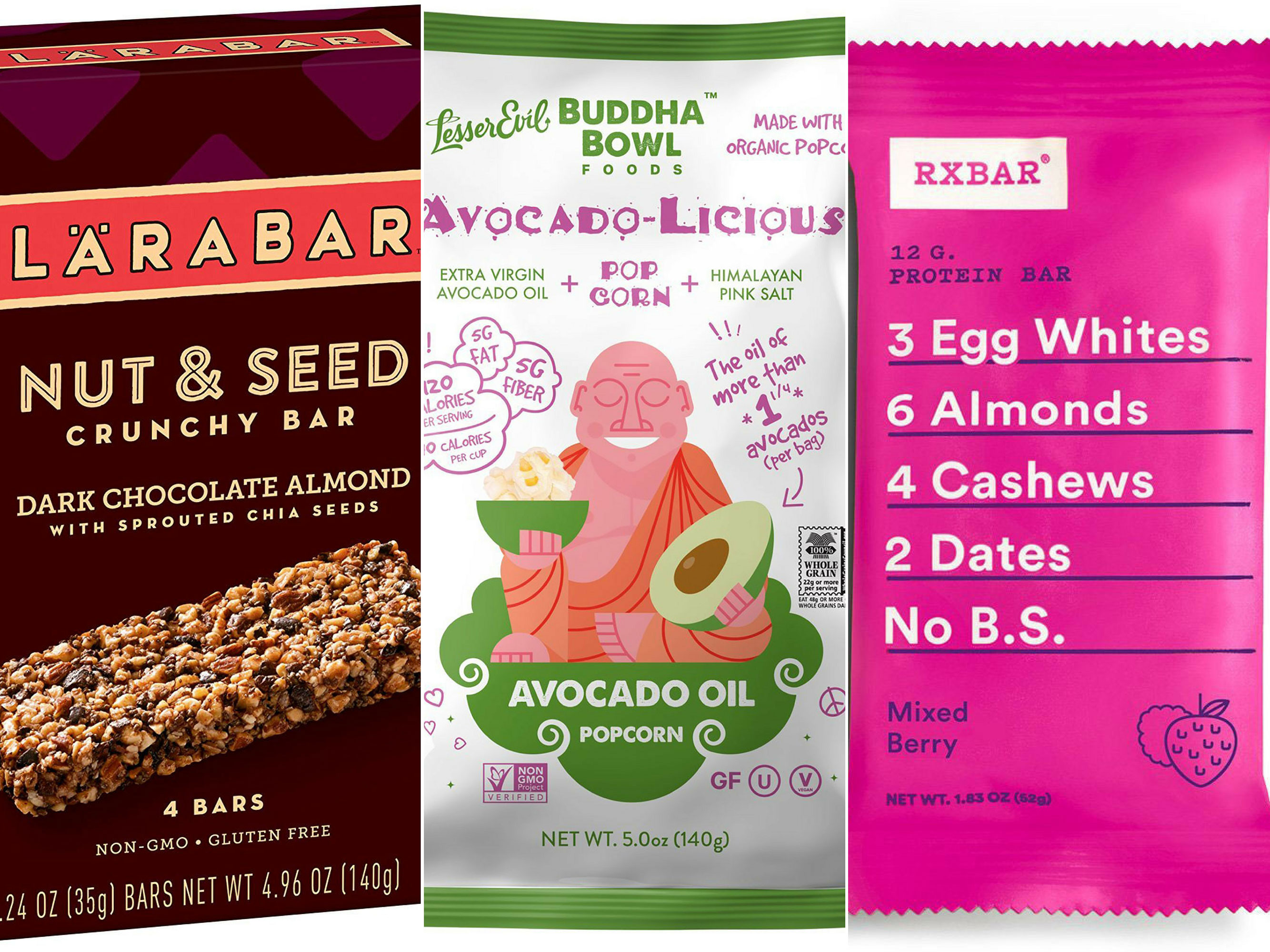 The 10 Snacks Registered Dietitians Agree You Should Buy from Whole Foods