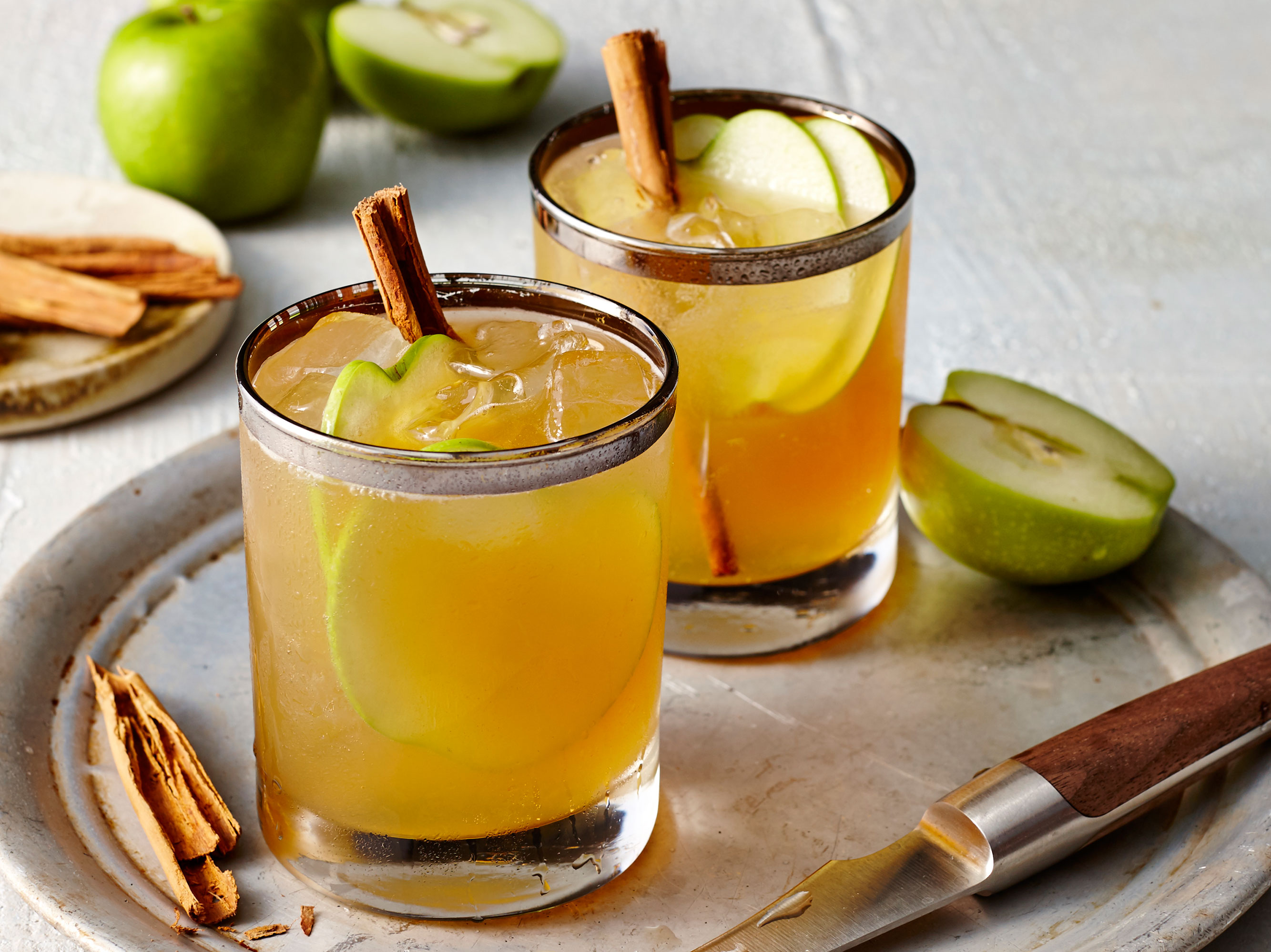 Granny Smith Moscow Mule