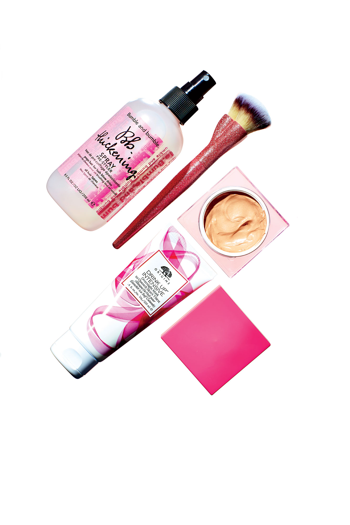 Fight Breast Cancer with Beauty Products