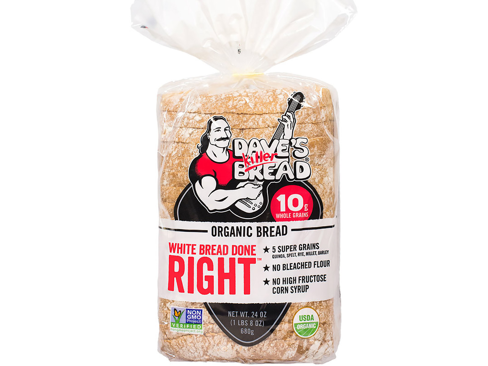 Dave's Killer Bread White Done Right