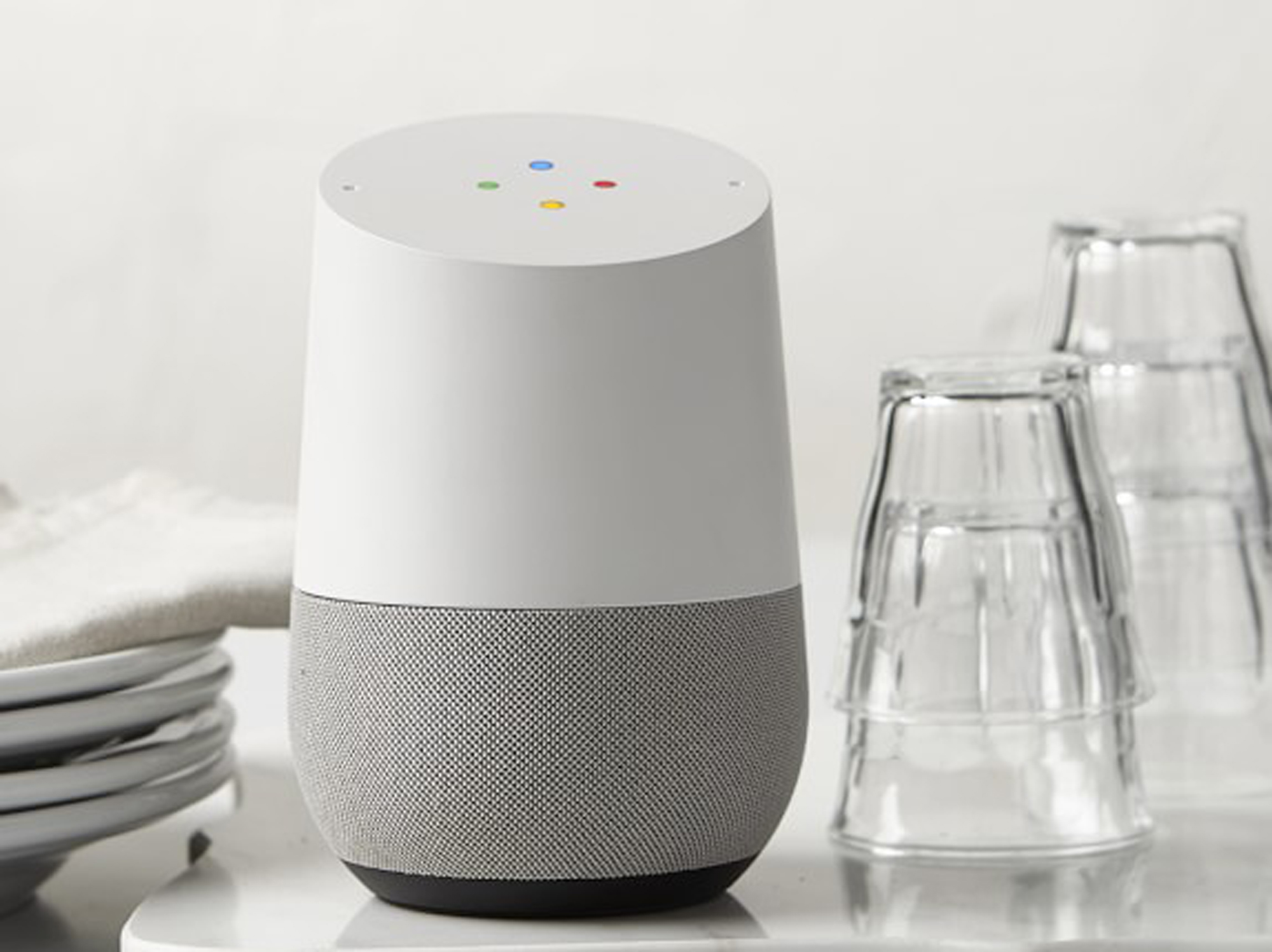 Google Home Williams-Sonoma