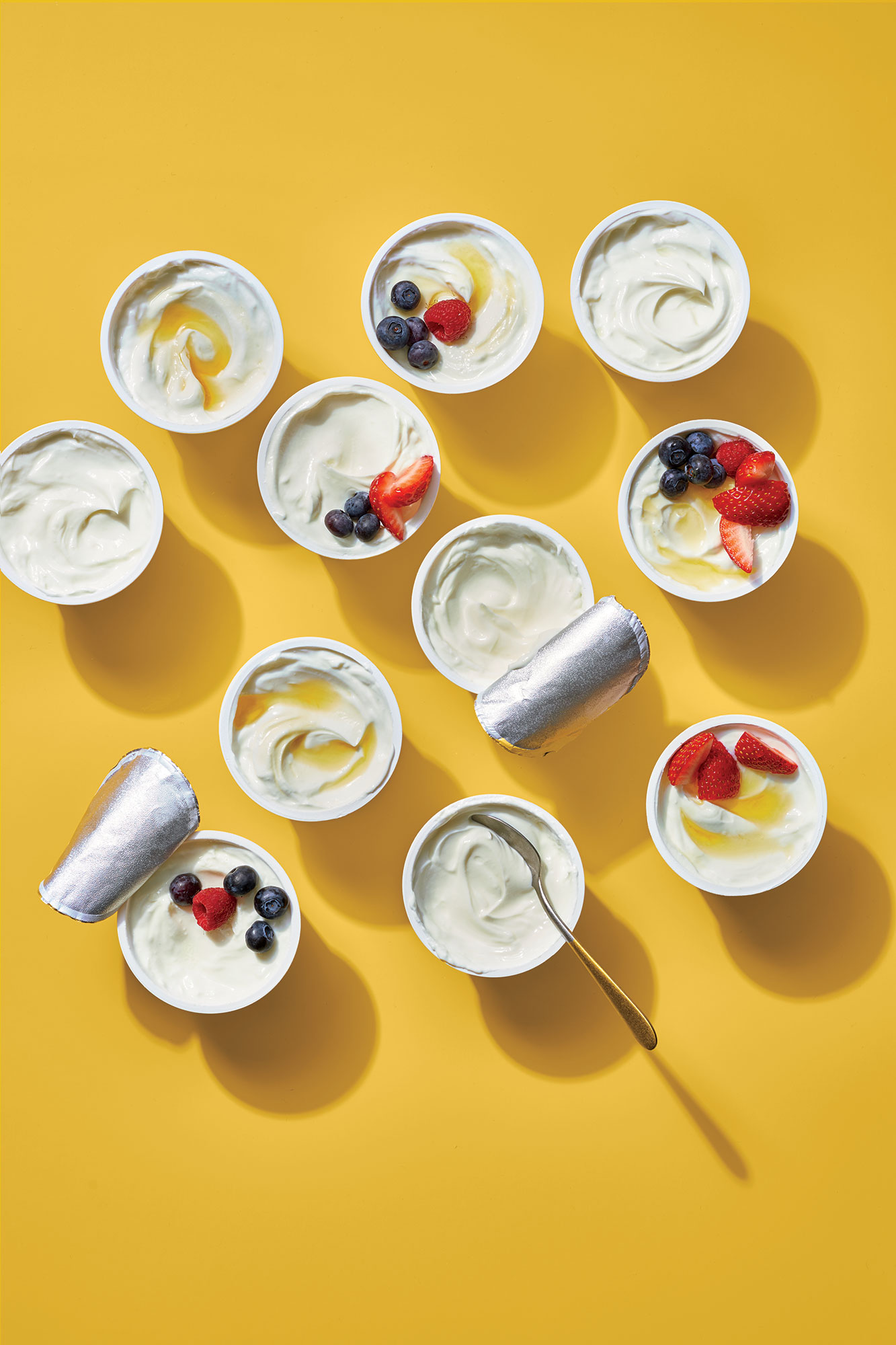 Skyr Yogurt Cups