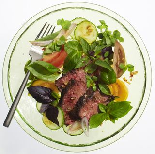 What to Cook Right Now: Spicy Basil-Beef Salad - Cooking Light