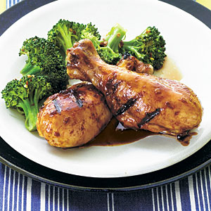 Grilled Asian Drumsticks