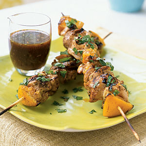 Mediterranean Grilled Chicken Kebabs Grilled Chicken Recipes Cooking Light