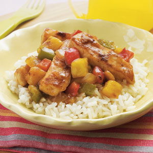Sweet-and-Sour Chicken Recipe