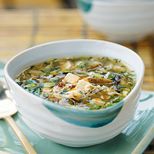 Hot and Sour Soup Vegetarian Recipe