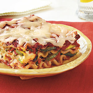Baked Vegetable Lasagna