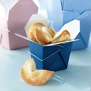 How to Make Fortune Cookies