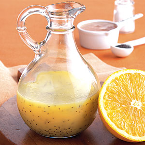 Orange-Poppy Seed Dressing