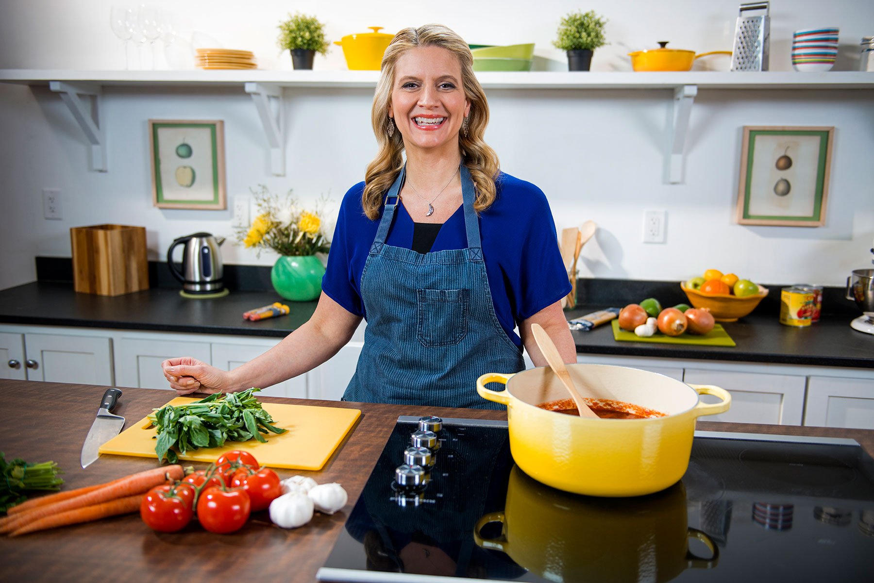 Blue apron allergies - Amanda Freitag Discusses Being A Chef With Food Allergies