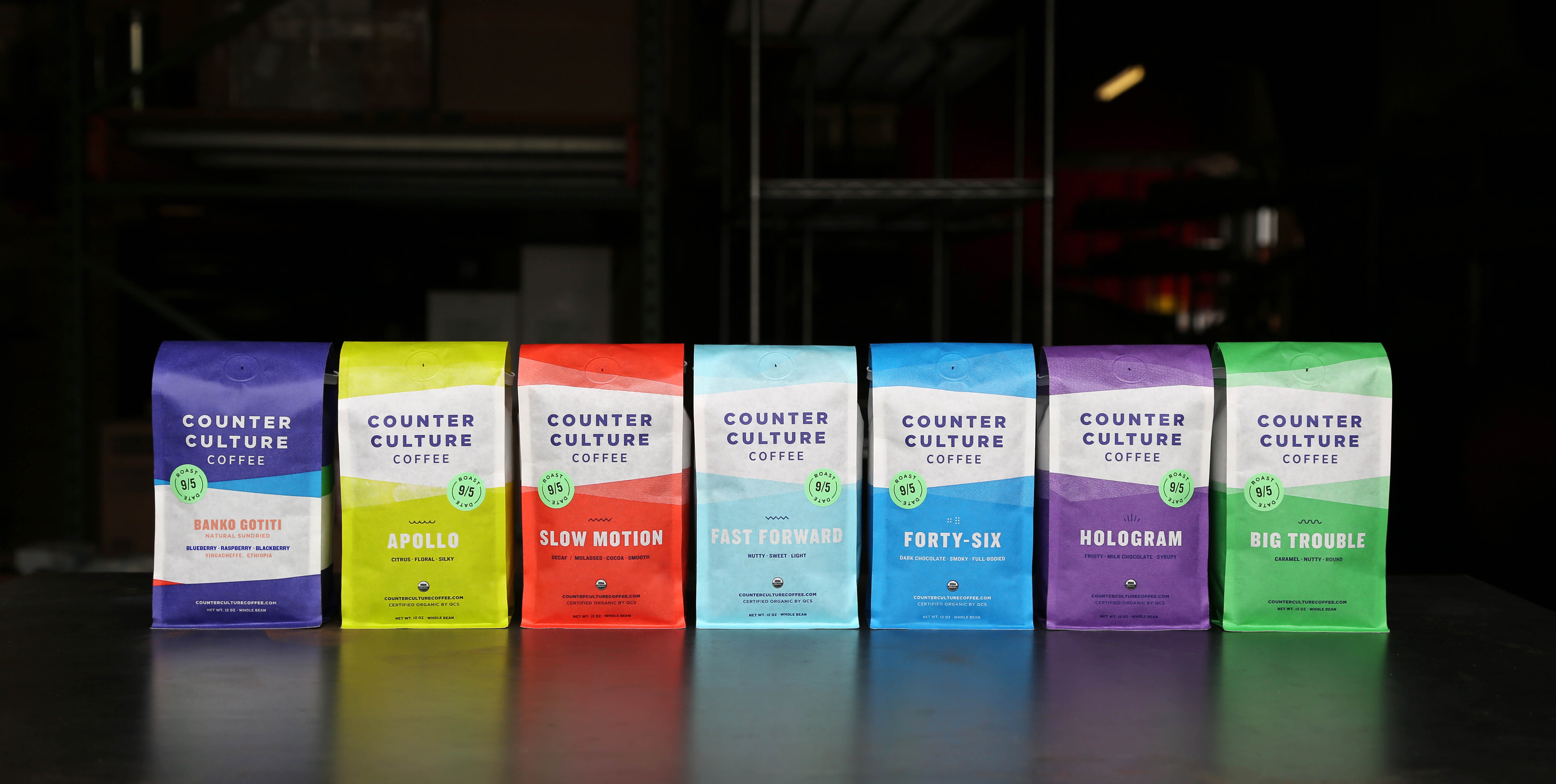 Photos by Christy Baugh — Courtesy of Counter Culture Coffee
