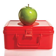 Red Lunch Box