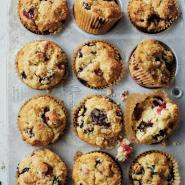 Fruit of the Forest Muffins