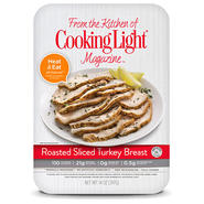 Sliced Turkey- Prepared