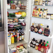 Peek Inside Elizabeth's Fridge