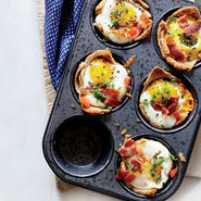 Egg and Toast Cups