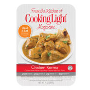 Chicken Korma - Prepared