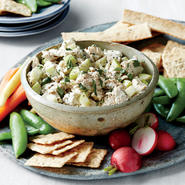Tart Apple-Hazelnut Chicken Salad