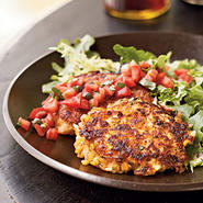 Red Lentil Cakes Cooking Light