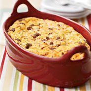 Healthy Sausage and Cheese Breakfast Casserole Recipes