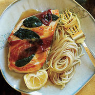 Lemony Chicken Saltimbocca Recipe