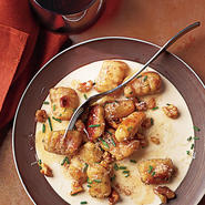 Gnocchi with Browned Butter