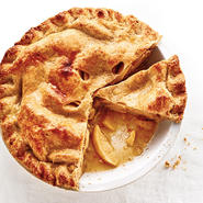 Lighter Apple Pie