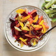 Beet-Citrus Salad with Pistachios
