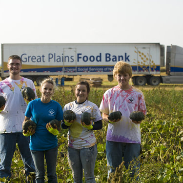 The Great Plains Food Bank