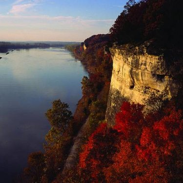 Katy Trail State Park Missouri