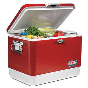 How To Safely Pack Your Cooler For Tailgating Cooking Light