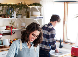 Molly Yeh's Holiday Brunch Menu