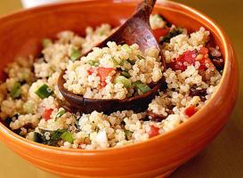 Cooking with Quinoa: 38 Recipes