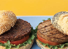 All-Time Favorite Veggie Burgers