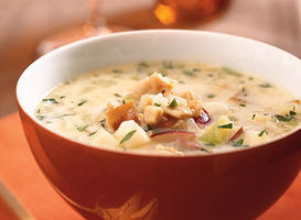 Our Favorite Healthy Chowders