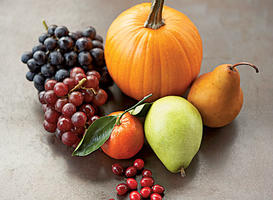 Healthy Fall Produce