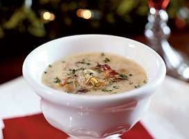 Holiday Soups and Salads
