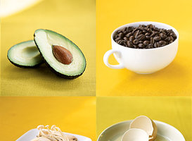 10 Surprisingly Healthy Foods