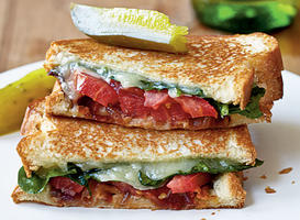 21 Grilled Cheese Makeovers