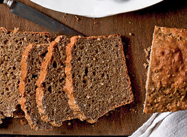 Healthy Irish Recipes: Brown Soda Bread