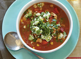 100+ Healthy Soup Recipes