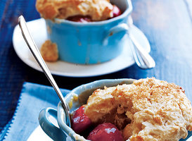 Healthy Plum Cobbler Recipes
