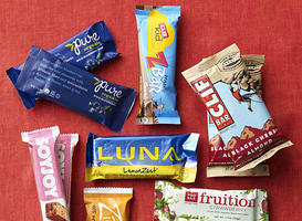 Zeroing In On the Best Energy Bars